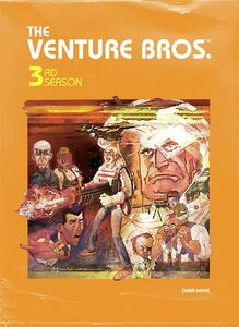 The Venture Bros.: The Complete Third Season
