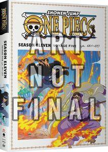 One Piece: Season Eleven Voyage Five