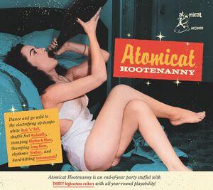 Atomicat Hootenanny (Various Artists)