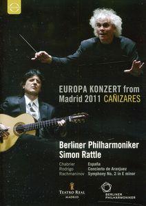 Europa Konzert 2011: Madrid
