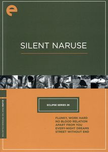 Silent Naruse (Criterion Collection - Eclipse Series 26)