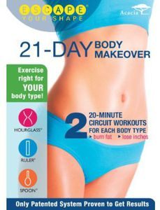 Escape Your Shape: 21-Day Body Makeover