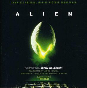 Alien (Complete Original Motion Picture Soundtrack) [Import]