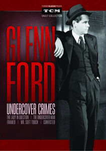 Glenn Ford: Undercover Crimes