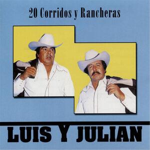 20 Corridos y Rancheras