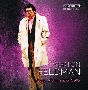 Feldman: Piano, Violin, Viola, Cello (1987) Vol 5