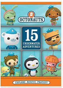 Octonauts: 15 Underwater Adventures