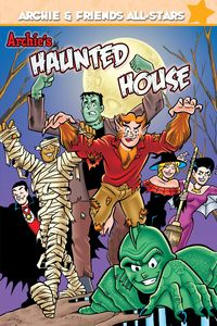 ARCHIES HAUNTED HOUSE