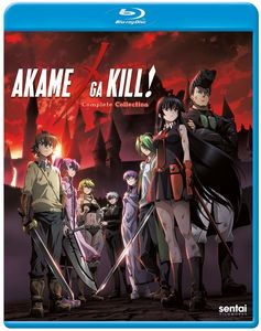 Akame Ga Kill: Complete Collection