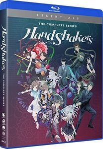 Hand Shakers: The Complete Series