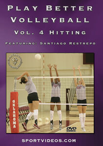 Play Better Volleyball Hitting