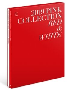 2019 Pink Collection: Red & White (2 x DVD, 100pg Photobook + 6 xPhotocard) [Import]