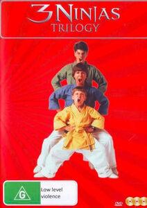 3 Ninjas Trilogy [Import]