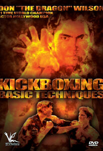 Kickboxing Basic Techniques With Don The Dragon Wilson