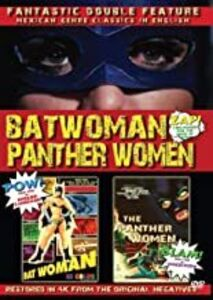 Batwoman & The Panther Women