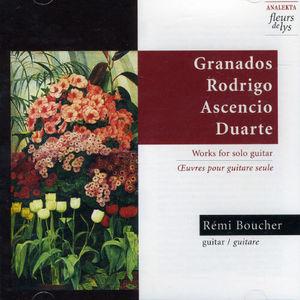 Plays Granados/ Rodrigo/ &