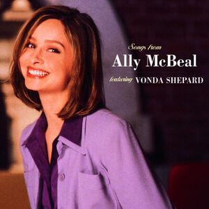 Ally McBeal ( Shepard, Vonda ) (Original Soundtrack)