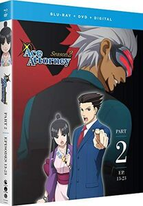 Ace Attorney: Season Two - Part Two