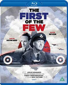 The First of the Few (aka Spitfire) [Import]