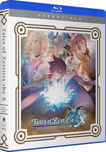 Tales of Zestiria the X: The Complete Series