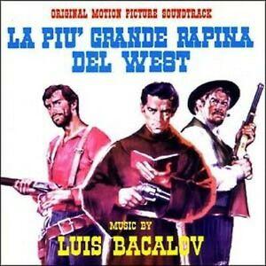 La Più Grande Rapina Del West (Halleluja for Django) (Original Motion Picture Soundtrack) [Import]