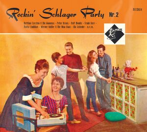 Rockin Schlager Party 2 (Various Artists)