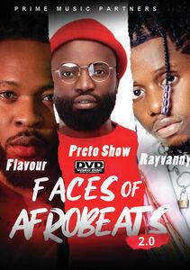Faces Of Afrobeats 2.0