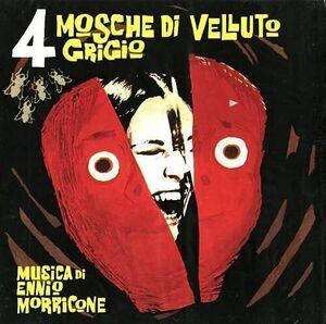 4 Mosche Di Velluto Grigio (Four Flies on Grey Velvet) (Original Soundtrack) [Import]