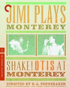 Plays Monterey and Shake Otis at Monterey (Criterion Collection)