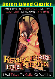 Keyholes Are for Peeping