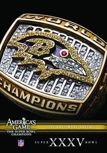 NFL America's Game: 2000 Ravens (Super Bowl XXXV)