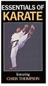 Essentials Of Karate With Chris Thompson