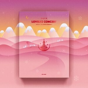 2019 Lovelyz Concert: Lovelyz In Winter World 3 [Import]