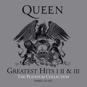 Queen - Platinum Edition