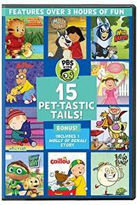 PBS Kids: 15 Pet-Tastic Tails!