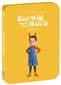 Earwig And The Witch  (Limited Edition Steelbook)