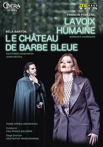Le Chateau De Barbe Bleue /  La Voix Humaine