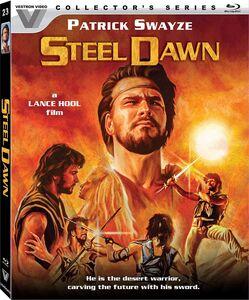 Steel Dawn (Vestron Collector's Series)