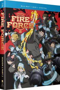 Fire Force: Season 2 Part 2
