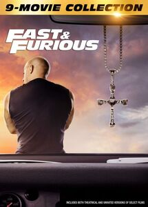 Fast & Furious: 9-Movie Collection