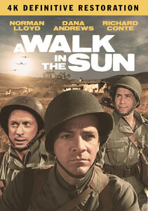A Walk in the Sun (4K Definitive Restoration)