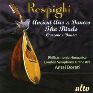 Respighi Ancient Airs & Dances