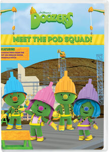 Doozers: Meet the Pod Squad!