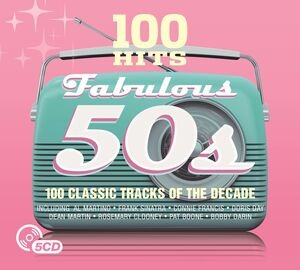 100 Hits: Fabulous 50s /  Various [Import]