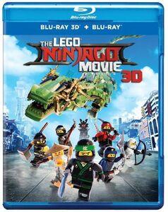 The Lego Ninjago Movie 3D