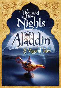 A Thousand and One Nights- The Story of Aladdin-8 Magical Tales