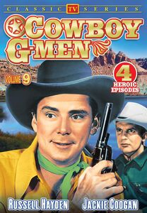 Cowboy G-Men, Vol. 9