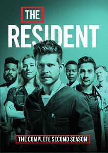 The Resident: The Complete Second Season