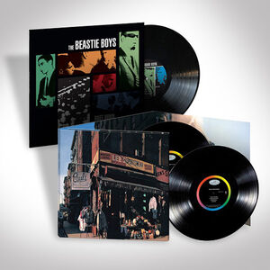 Beastie Boys Vinyl Bundle