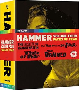 Hammer: Volume Four: Faces of Fear [Import]